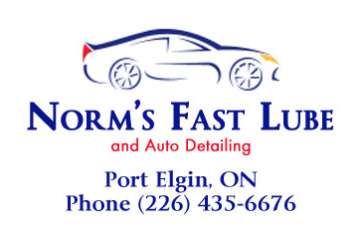 Norm's Fast Lube Port Elgin
