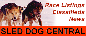 Sled Dog Central Logo